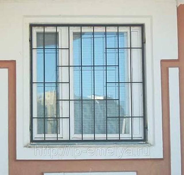 Простые окна своими руками фото